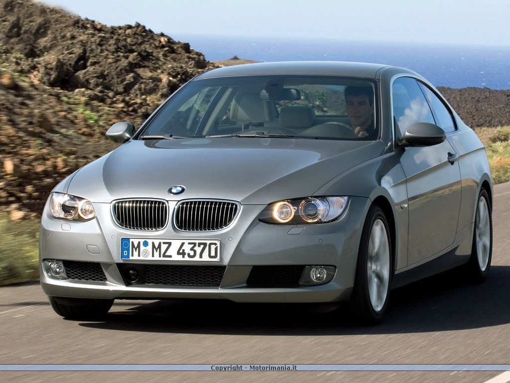 2006 bmw 3 serie pic: