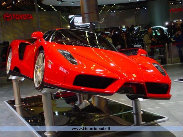 Ferrari Enzo. Enzo Ferrari