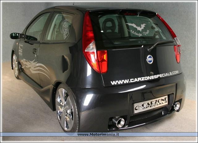 Fiat Punto New, Fiat Punto New, Auto elaborata, punto nuova, punto, gt,