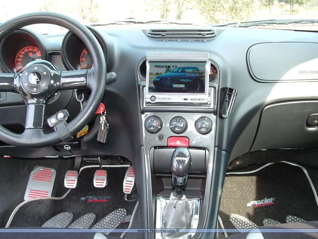 Alfa Romeo 156 JTD Tuning