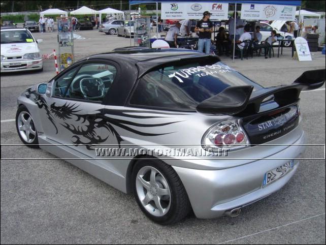 Auto elaborate europee tuning elaborazioni estetiche motoristiche - Kit Turbo Opel Astra G Vectra B Vectra C Y Zafira A
