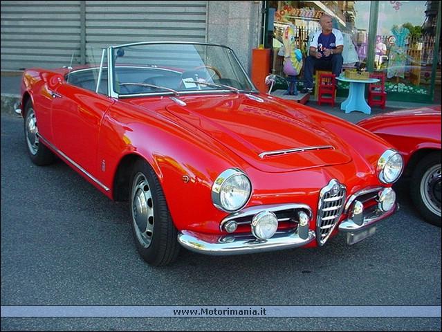 Alfa Romeo Giulietta Spider. alfa romeo giulietta spider