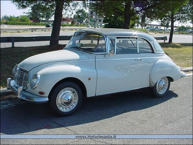 auto union 1000 s coupe