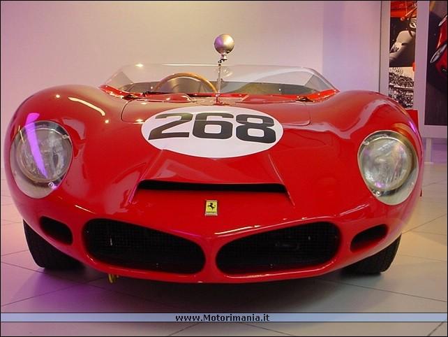 Ferrari 268 sp, Campionato Spo...