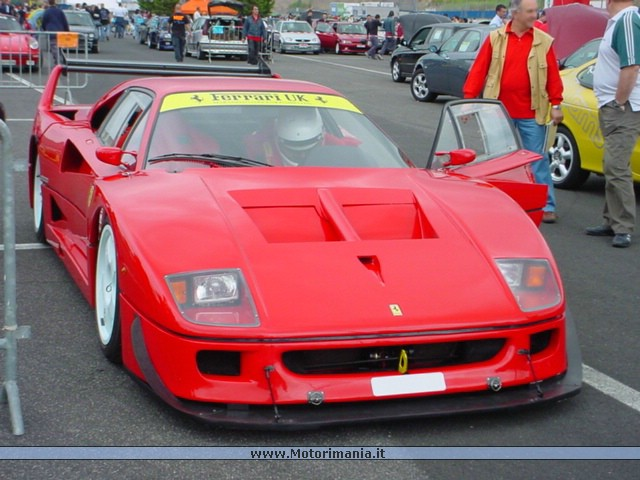Post your DREAM CAR  Ferrari_f40_23