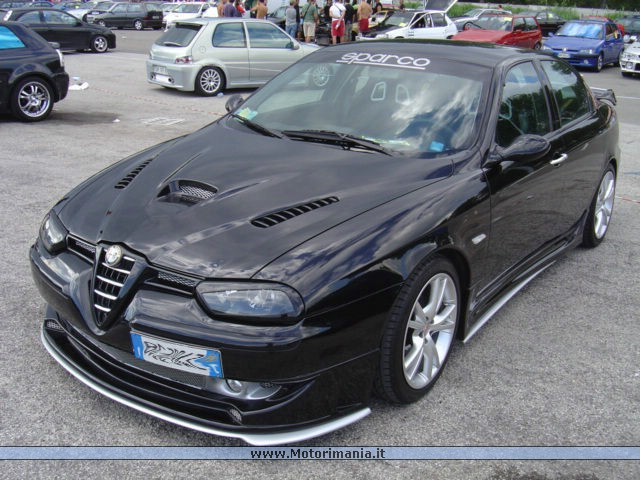 Alfa Romeo 156. Alfa_romeo_156_tuning.JPG