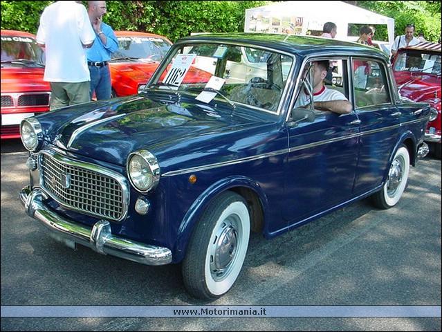 Fiat 1100 - El Millecento