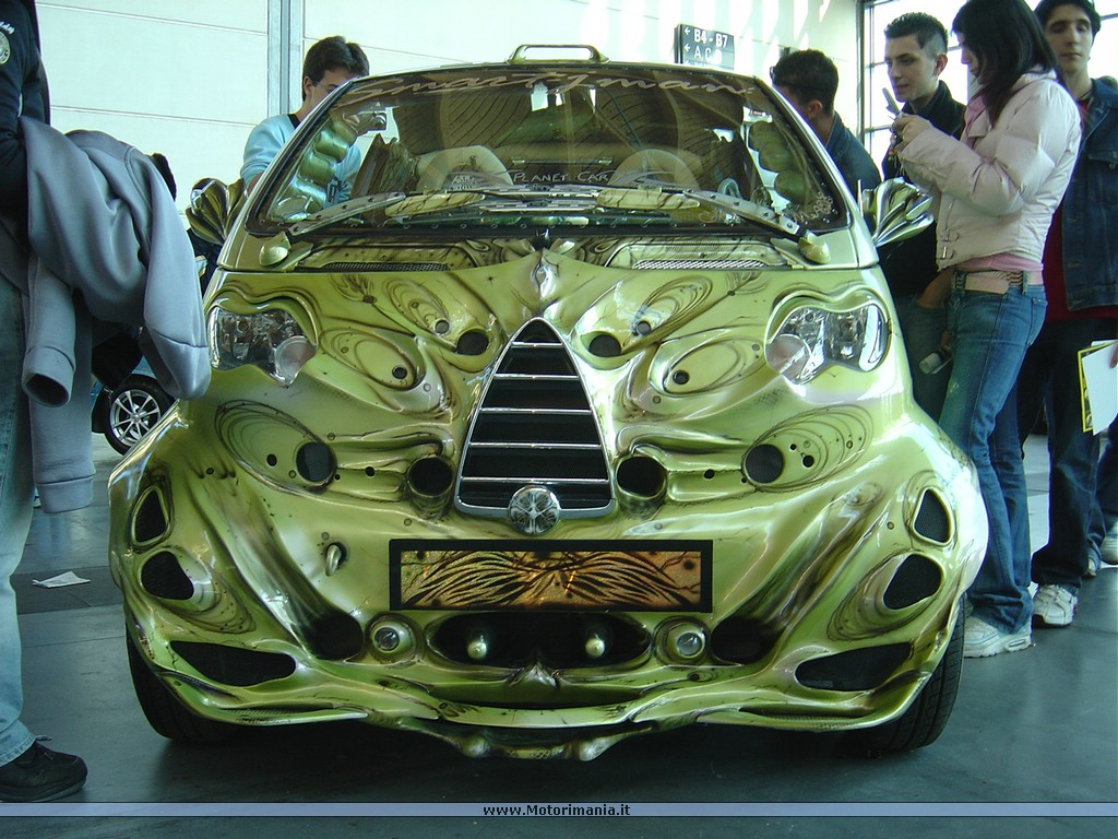 Cool Tricked Out Cars